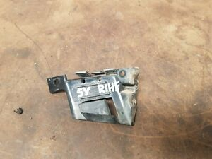 FORD SY TERRITORY RIGHT HAND FRONT BUMPER BAR SLIDE / BRACKET