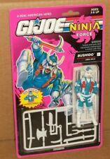 New listing 1992 Gi Joe Gijoe Ninja Force Bushido Figure Moc