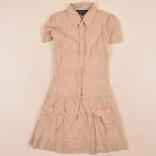 Noa Noa Damen Kleid Dress Gr.M (DE 38) Beige, 73577