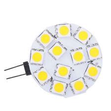 G4 Base 12 LEDs SMD5050 Warm White LED Bulb Landscape Light 2.5W USA