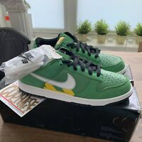 Nike Dunk Low Pro SB Tokyo Green Taxi 304292-311 2006 DS Rare Mens | Size 10.5