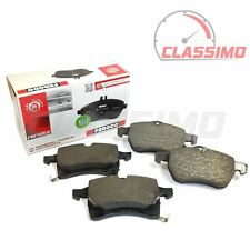 Front Brake Pads for VAUXHALL ASTRA G + ZAFIRA A B - 5 stud wheels - 1998-2006