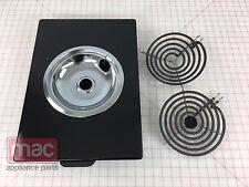 NIB Dacor EM3B Wok/Canning Module Cooktop - Black