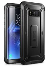 For Samsung Galaxy S8 Case, SUPCASE UBPro Full-Body Rugged Holster Cover w/ Clip