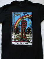 Freddy Krueger A Nightmare On Elm Street Movie Tarot Card Dreamer Horror T-Shirt