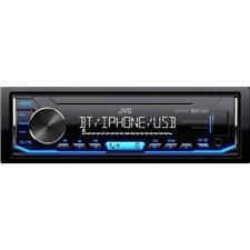 JVC KD-X351BT autoradio con Bluetooth e USB Aux-in illuminazione dei tasti blu s
