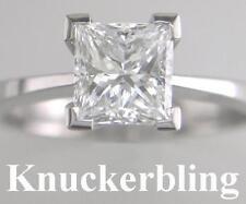 Platinum Very Good Cut Not Enhanced VS2 Fine Diamond Rings