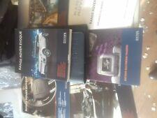 Manual del propietario de Range Rover Evoque Genuine (en español)