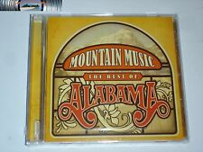 Alabama - Mountain music - The best of - CD 2009 - S/S