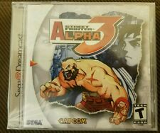 Street Fighter Alpha 3 Sega Dreamcast