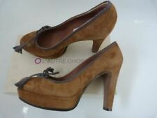 Suede Special Occasion Regular Shoes for Women