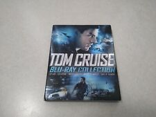 Tom Cruise Collection Blu-ray 5-Disc + slip Collateral Minority Report Top Gun