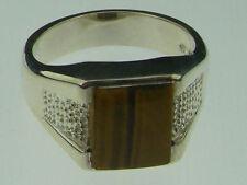 Cushion Anniversary Natural Fine Gemstone Rings