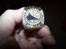 Replica Golden State Warriors & Stephen Curry Championship ring/size 9