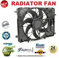 Brand New RADIATOR FAN for SEAT ALTEA 1.6 LPG 2009->on