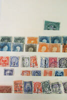Mexico Antique Stamp Revenue Collection of 800