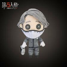 Anime Identity V Survivor Aesop Carl Embalmer Original Skin Plush Doll Toy Gift
