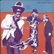 JONI MITCHELL - Don Juan`s Reckless Daughter (Audio CD) - BRAND NEW & SEALED