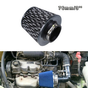 Car Cold Air Intake Filter Alumimum Induction Kit Hose System Fit For Any Car