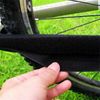 housse de protection cadre de vélo tapis chaine couverture fermeture Scratch vtt