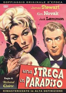 Una Strega In Paradiso - (1959) *** A&R Productions ***Dvd ....NUOVO