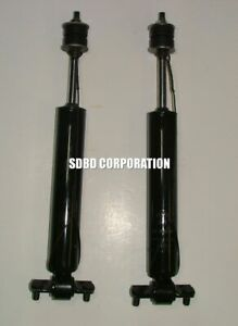 "1962-1965 Ford Fairlane Front Gabriel Gas Shocks Extended 16.1"" Comp. 10.34"""