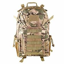 Hunting Backpack Waterproof Military Hiking Camo Bag 35L Tactical Outdoor Gear