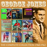 George Jones The Complete Collection 1960-1962 4 CD NEW