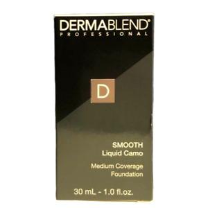 Dermablend Professional Smooth Liquid Camo Foundation Camel 1 Oz - SPF 25