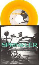 "SPRINKLER - PEERLESS - SUB POP 7"" YELLOW VINYL - MINT"