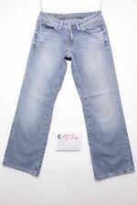 G-Star New Reese Loose (Cod. E1074) Tg.45 W31 L32 jeans usato Vita Bassa Vintage
