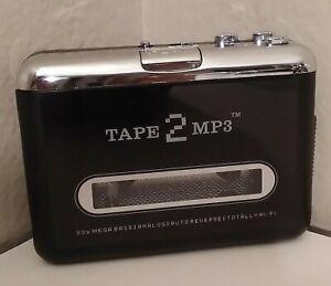Cassette Tape 2 PC MP3 CD Converter. USB. Tested Working.