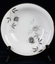 "7.5"" Soup Bowl Rosamor Noritake 5851 Porcelain Ceramic China Japan Gray 5 Avail."
