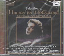 Selection Of Hooray For Hollywood Original Soundtracks As Time Goes By 2 CD NEU
