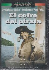 DVD - El Cofre Del Pirata NEW Coleccion Mexico En Pantalla FAST SHIPPING!