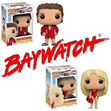 Pop! Television: Baywatch Set of 2 Vinyl Figure Funko
