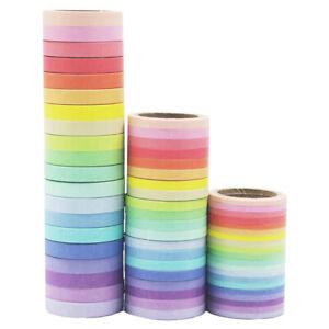 Pink Stripe Cardlover Simple Series Washi Masking Tape