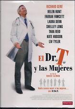 Dr. T y las mujeres (DVD Nuevo)