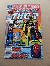 Thor 456 . Marvel 1992 . VF - minus