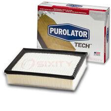 Purolator TECH Air Filter for 2013-2019 Ford Fusion - Engine Intake Flow tt