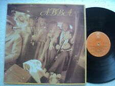 ABBA - Self titled  - Rare unseen / unknown ISRAEL release LP