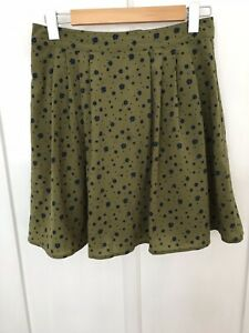 Princess Highway Pleated Skirt Size 10