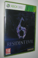 RESIDENT EVIL 6 - XBOX 360 - italiano --- SIGILLATO