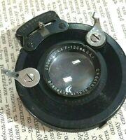 GOERZ BERLIN DOGNAR DRP F-120 1:4.5 C.P.  vintage lens