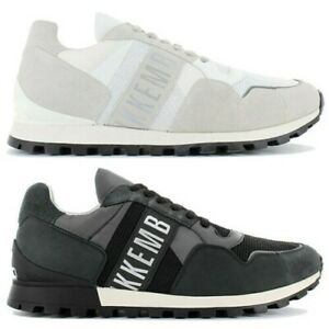 Bikkembergs Fender 2376 Sneaker Men's Fashion Shoes Sneakers Leisure New