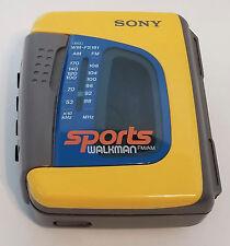 Sony Sports Walkman Cassette AM/FM WM-FS191
