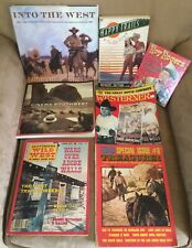 Vintage Issues old Western Books and Magazines