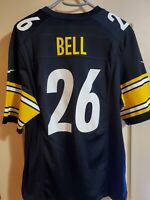 #26 Le'Veon Bell Nike On Field Pittsburgh Steelers Jersey