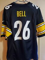 #26 Le'Veon Bell Nike On Field Pittsburgh Steelers NFL Football Jersey