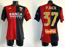 Pjaca Genoa maglia indossata vs Torino Serie A 2020 2021 match worn shirt